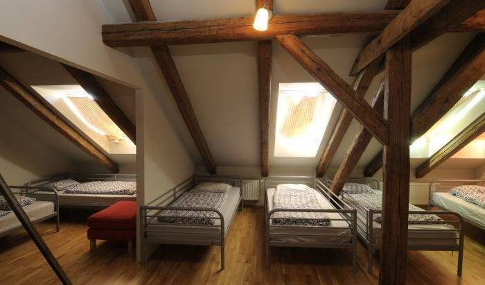 Hostel One Prague - Search for free rooms and guaranteed low rates in Prague, online bookings, hostel bookings, city guides, vacations, student travel, budget travel 17 photos