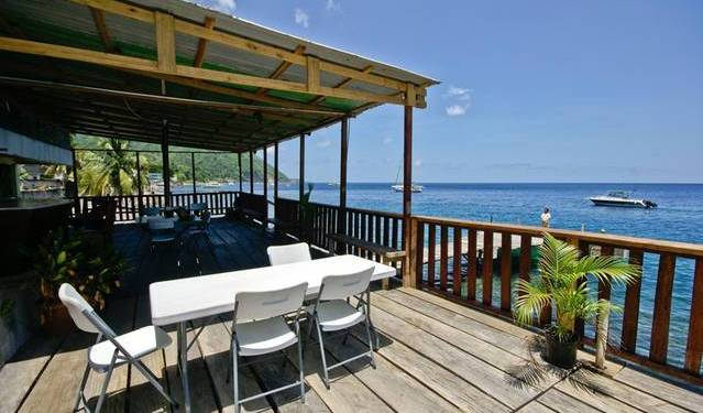 Sea World Guest House - Search for free rooms and guaranteed low rates in Roseau 10 photos