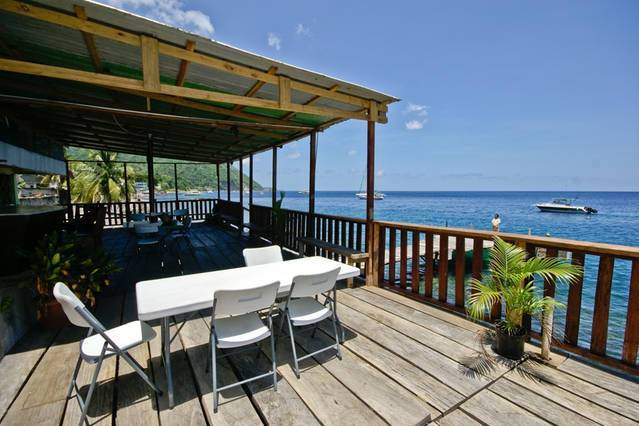Sea World Guest House, Roseau, Dominica, Dominica hostels and hotels