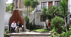 Auberge Inn, Quito, Ecuador, coolest hostels and backpackers in Quito