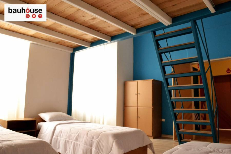 Bauhouse Hostel, Cuenca, Ecuador, promotional codes available for hostel bookings in Cuenca