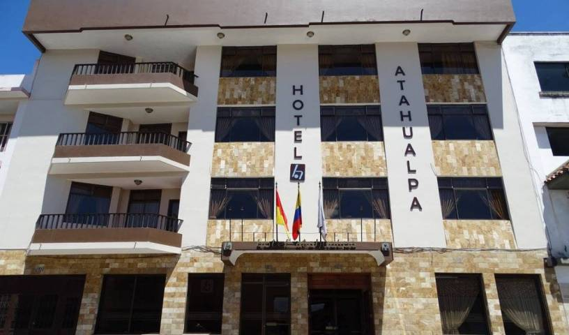 Hotel Atahualpa - Search available rooms and beds for hostel and hotel reservations in Cuenca 9 photos