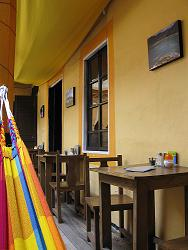 Hostal Cafe Tiana, Latacunga, Ecuador, youth hostels in historic towns in Latacunga