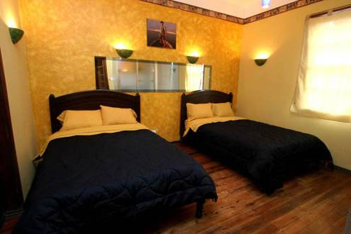 Hostel Huauki, Quito, Ecuador, easy travel in Quito