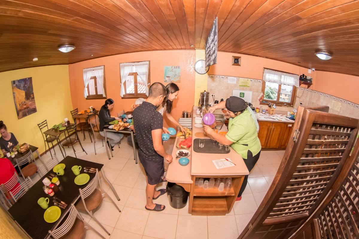 La Casa del Molino Blanco Bedandbreakfas, Banos, Ecuador, Ecuador hostels and hotels