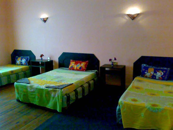 African House Hostel, Cairo, Egypt, cheap travel in Cairo