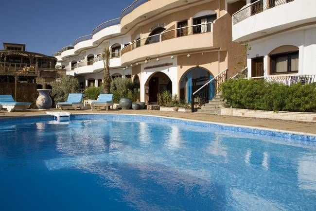 Coral Coast Hotel, Dahab, Egypt, Egypt hostels and hotels