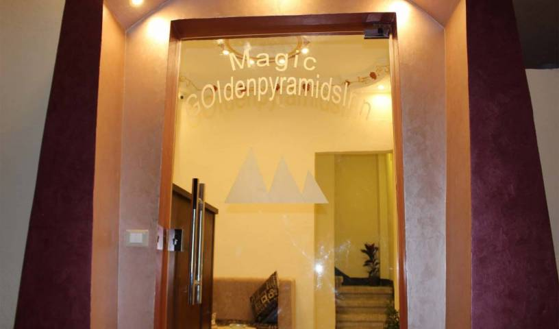 Magic Golden Pyramids Inn -  Al Jizah 18 photos