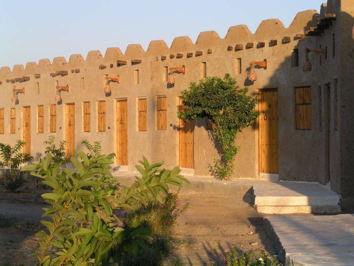 Desert Rose Eco Lodge, Badahl, Egypt, Egypt bed and breakfasts and hotels