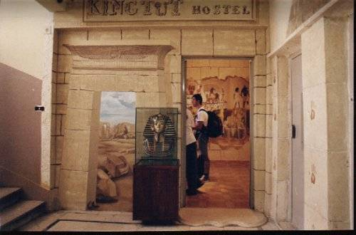 King Tut Hostel, Cairo, Egypt, Egypt hostels and hotels