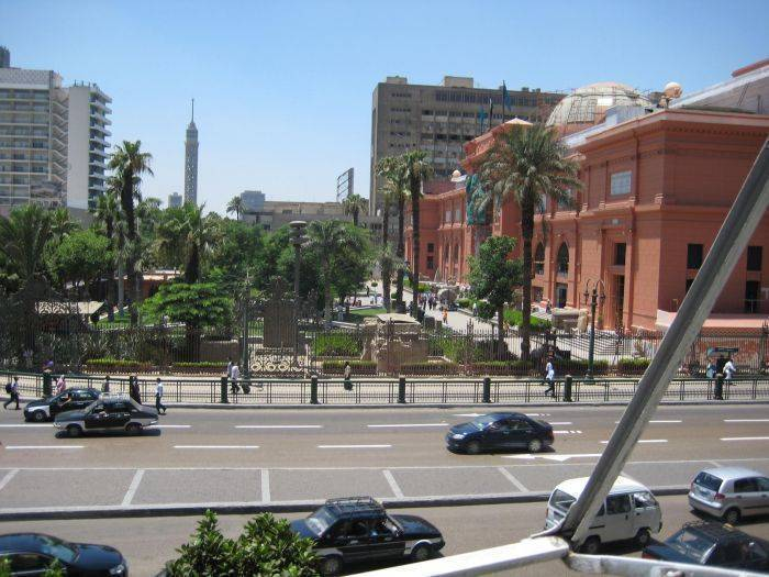 Museum View Hotel, Cairo, Egypt, find the lowest price for hostels, hotels or bed and breakfasts in Cairo