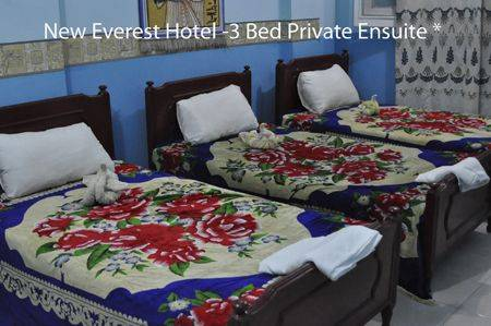 New Everest Hotel Luxor, Luxor, Egypt, backpackers backpackers hiking and camping in Luxor