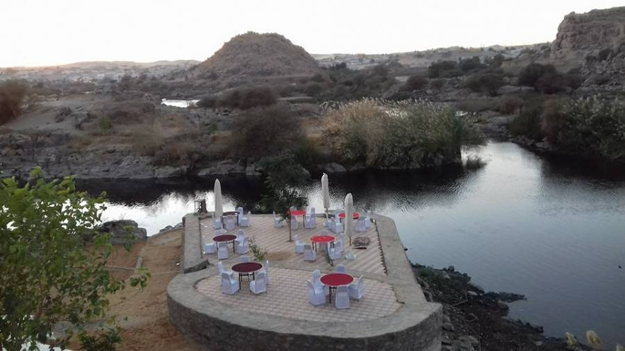 Nubian Cataract Hotel and Restaurant, Aswan, Egypt, find me the best bed & breakfasts and places to stay in Aswan