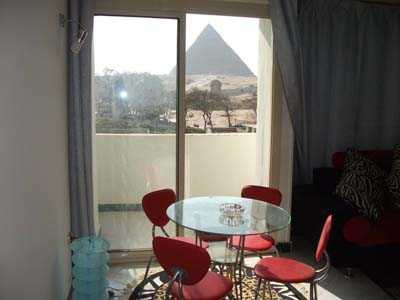 Pyramids View Inn, Al Haram, Egypt, how to choose a hostel or backpackers accommodation in Al Haram
