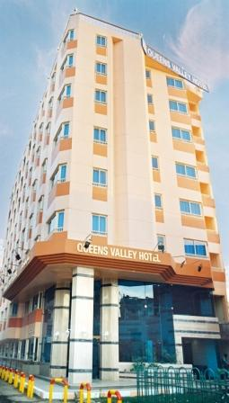 Queens Valley Hotel, Luxor, Egypt, first-rate travel and hostels in Luxor