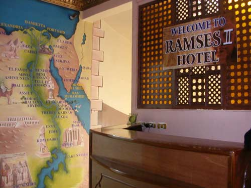 Ramses II Hotel, Cairo, Egypt, best party hostels in Cairo