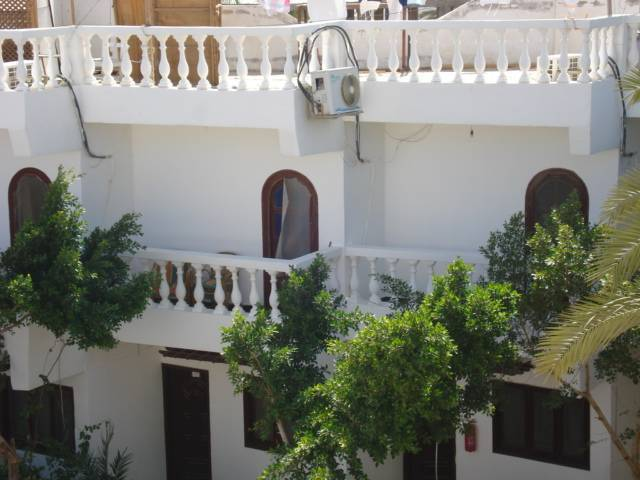 Seven Heaven Hotel, Dahab, Egypt, best deals for hostels and backpackers in Dahab