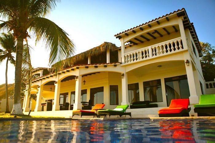 Vista Las Olas Surf Resort, El Cuco, El Salvador, El Salvador bed and breakfasts and hotels