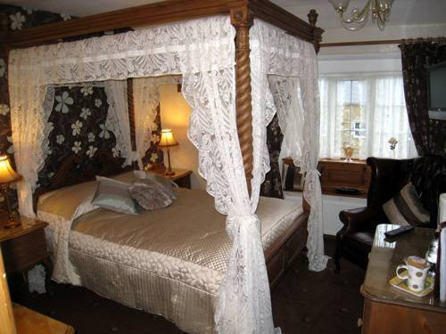 Rosebud Cottage Guest House, Haworth, England, first-rate bed & breakfasts in Haworth