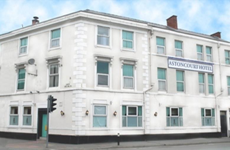 Smart Aston Court Hotel, Derby, England, England hostels and hotels
