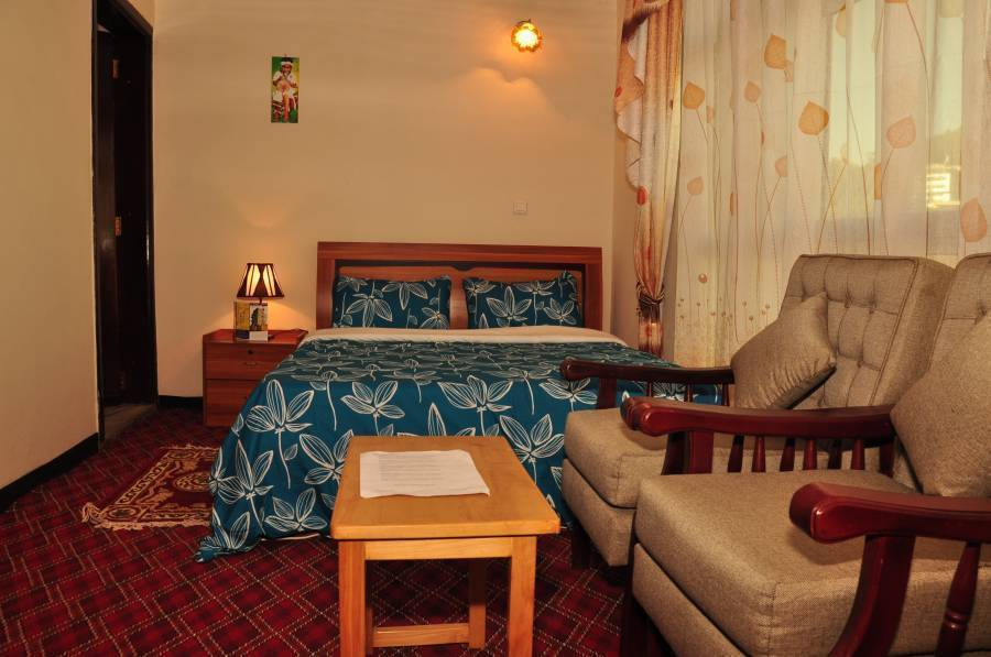 Keba Guest House, Addis Ababa, Ethiopia, best hostels for cuisine in Addis Ababa