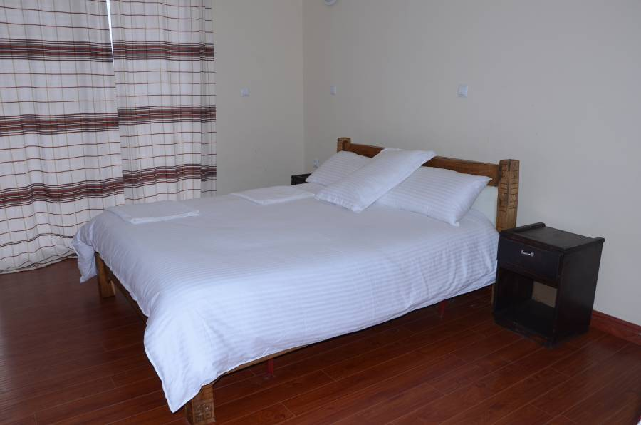 Zan-Seyoum Hotel Lalibela, Lalo, Ethiopia, a new concept in hospitality in Lalo