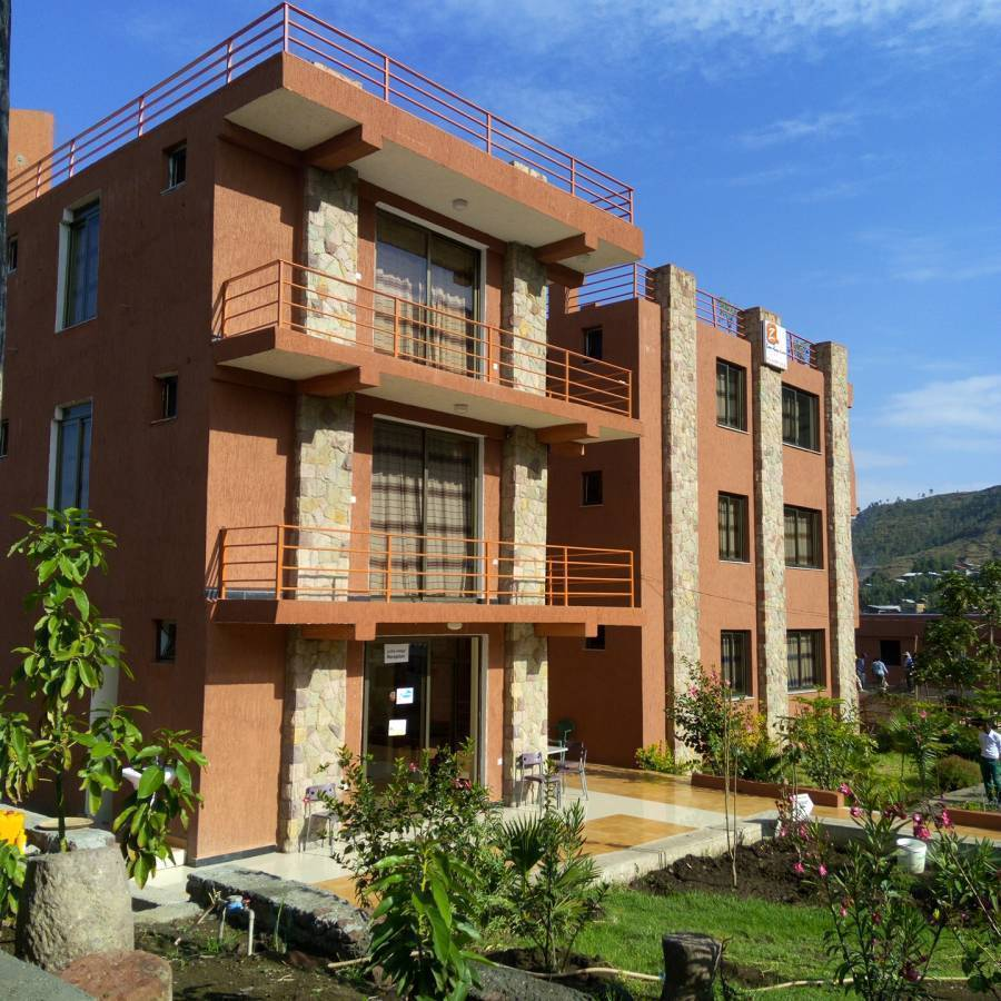 Zan-Seyoum Hotel Lalibela, Lalo, Ethiopia, Ethiopia hostels and hotels
