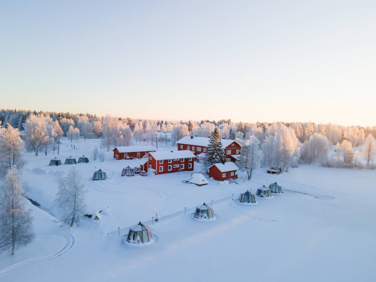 Arctic Guesthouse and Igloos, Ranua, Finland, 10 best cities with the best hostels in Ranua