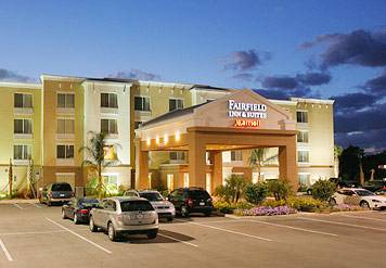 Fairfield Inn and Suites Melbourne, Melbourne, Florida, Florida hostels and hotels