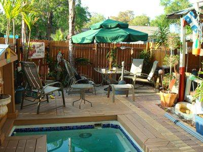 Gram's Place, Tampa, Florida, Florida hostels and hotels