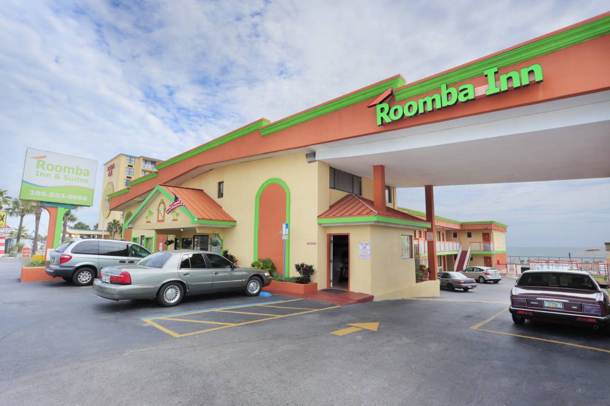 Roomba Inn and Suites, Daytona Beach Shores, Florida, Florida hostels and hotels