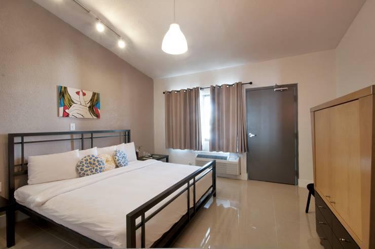 Shalimar Motel, Miami, Florida, Florida nocleh se snídaní a hotely