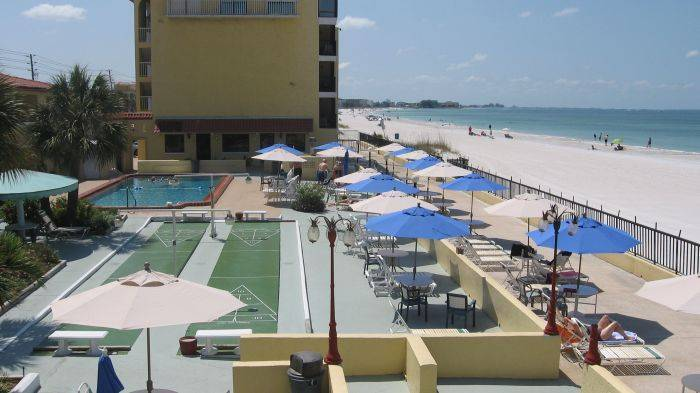 Shoreline Island Resort, Madeira Beach, Florida, Florida hostely a hotely