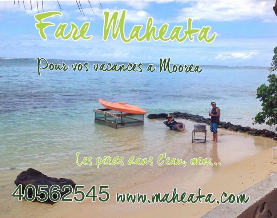 Pension Fare Maheata, Pihaena, French Polynesia, we guarantee the lowest price for your hostel in Pihaena