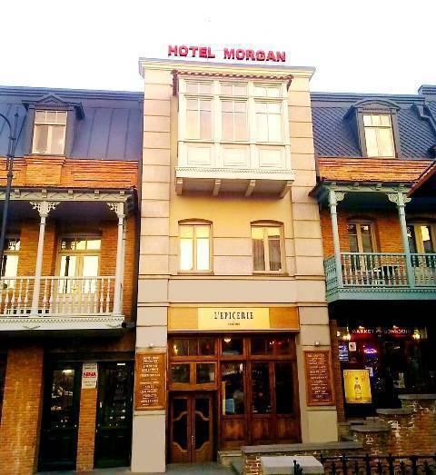 Hotel Morgan, Tbilisi, Georgia Republic, high quality holidays in Tbilisi