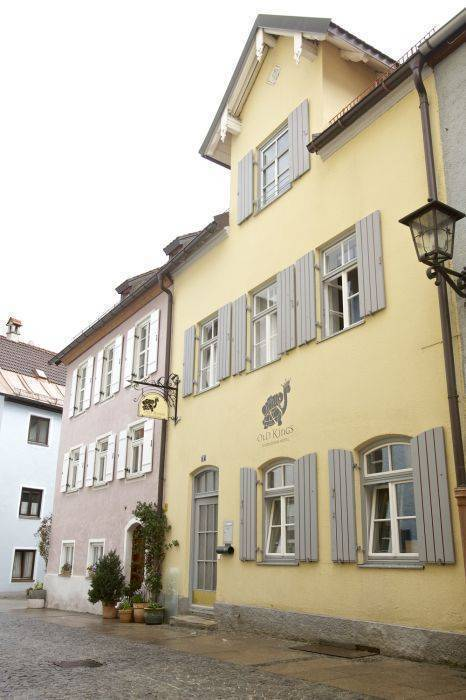 Old Kings Fuessen Design Hostel, Fussen, Germany, excellent hostels in Fussen