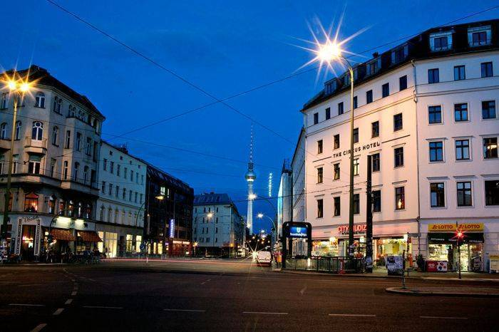 The Circus Hotel, Berlin, Germany, Germany Hostels und Hotels