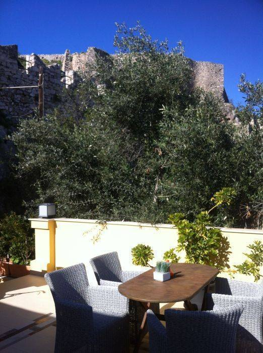 Amfitriti Palazzo, Nafplio, Greece, what are the safest areas or neighborhoods for hostels in Nafplio