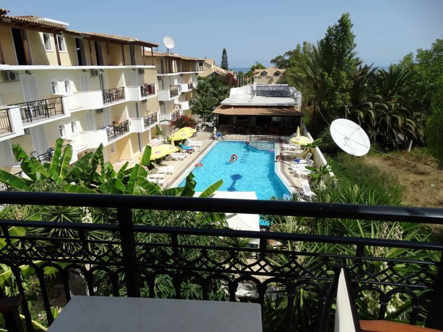 Iniochos Hotel, Zakynthos, Greece, Greece hostels and hotels