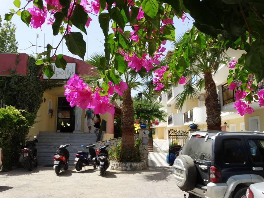 Iniochos Hotel, Zakynthos, Greece, top 5 cities with hostels and cheap hotels in Zakynthos