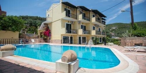 Avra Paradise Sea View Aparthotel, Corfu, Greece, Greece hostels and hotels