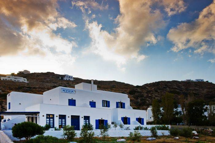 Avra Pension, Ios, Greece, Greece hostels and hotels