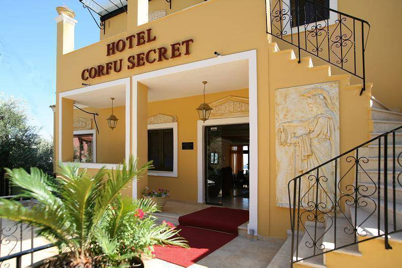 Corfu Secret, Corfu, Greece, Greece hostels and hotels