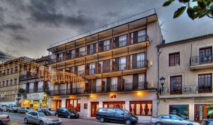Art Pythia Hotel 5 photos