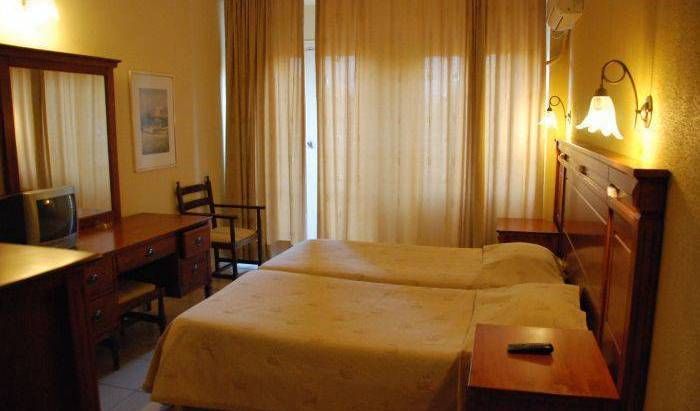 Galini Hotel - Search available rooms and beds for hostel and hotel reservations in Agia Marina (Aegina) 15 photos