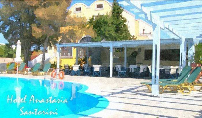 Hotel Anastasia Santorini - Get cheap hostel rates and check availability in Nisos Thira 9 photos