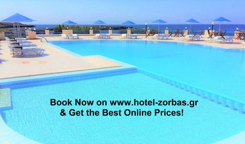 Hotel Zorbas Beach Village - Search for free rooms and guaranteed low rates in Chania 119 photos