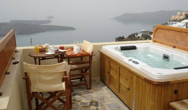 Shine Hotel Volcano View - Get cheap hostel rates and check availability in Santorini 17 photos