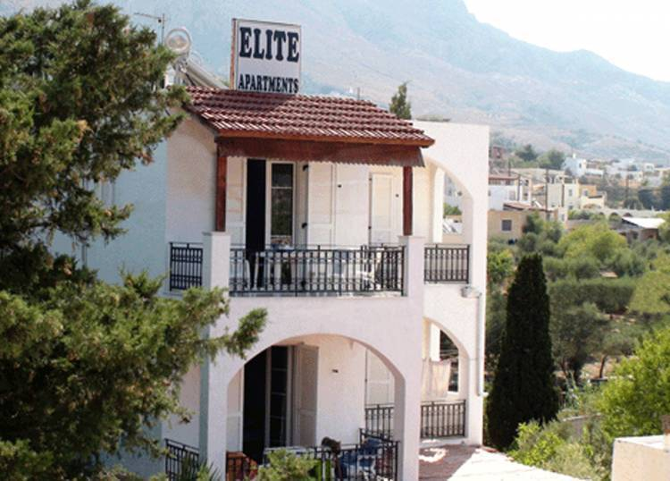Elite Apartments, Panormos Kalymnos, Greece, Greece hostels and hotels