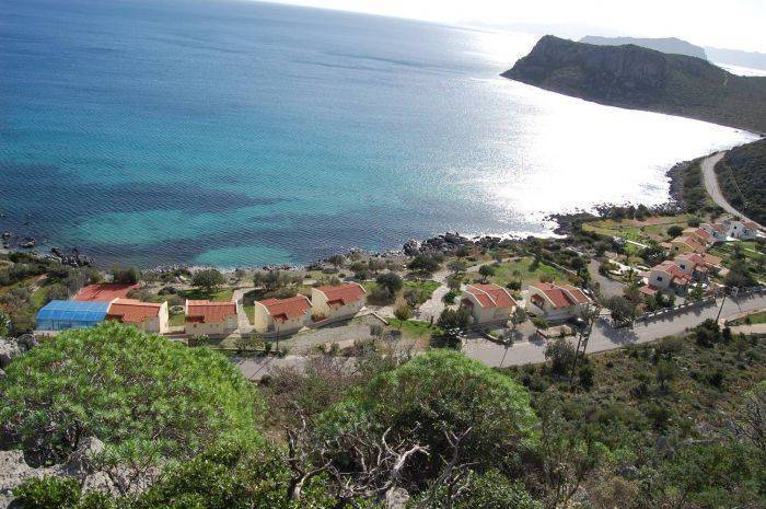 Gialos Village Beach Apartments, Monemvasia, Greece, Greece hostels and hotels